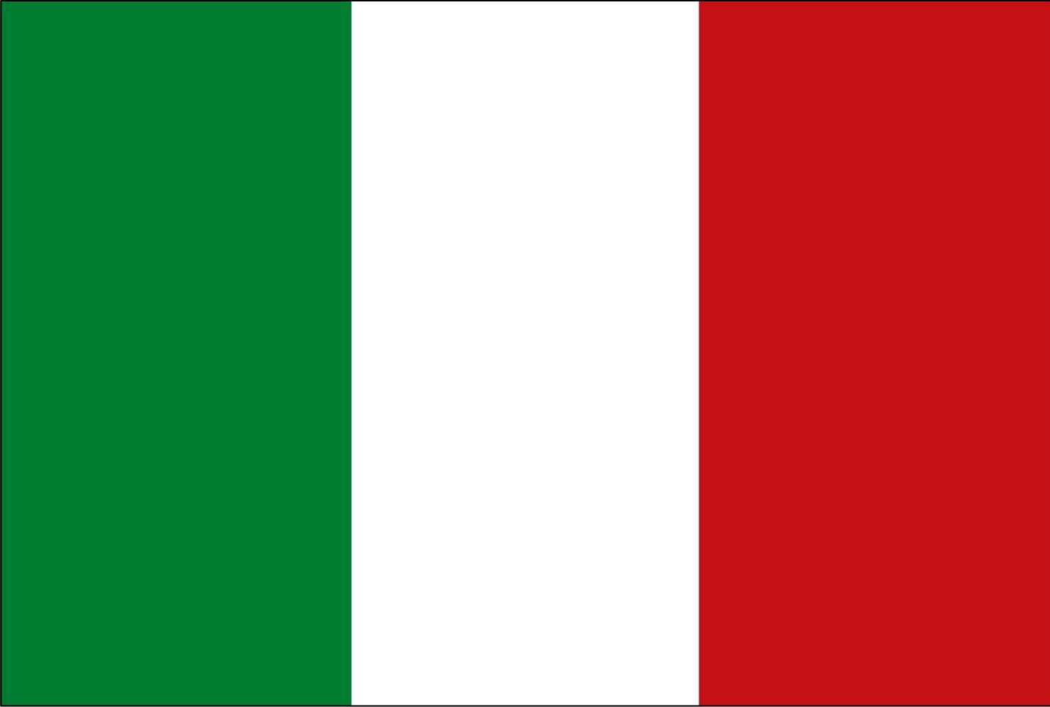 Bandeira Do Italia
