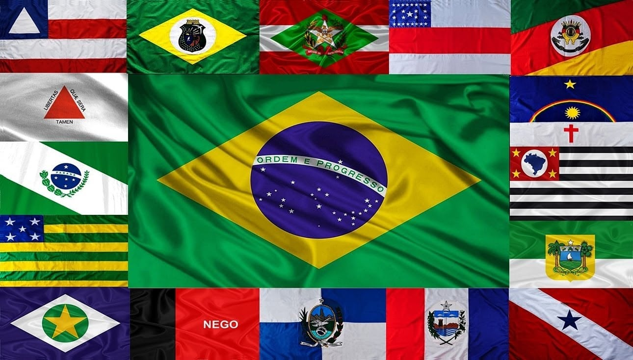 Bandeiras Dos Estados Brasileiros