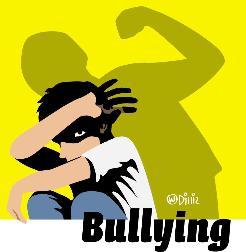 Bloco De Desenhos  Bullying