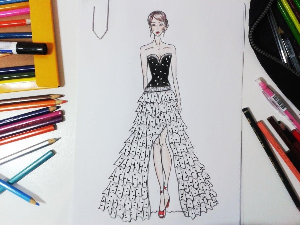 Desenho De Moda