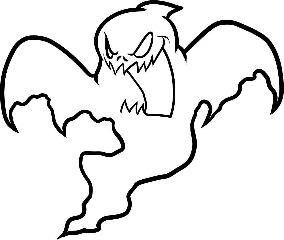 Desenhos Do Halloween Para Colorir E Imprimir No Jogos Online Wx