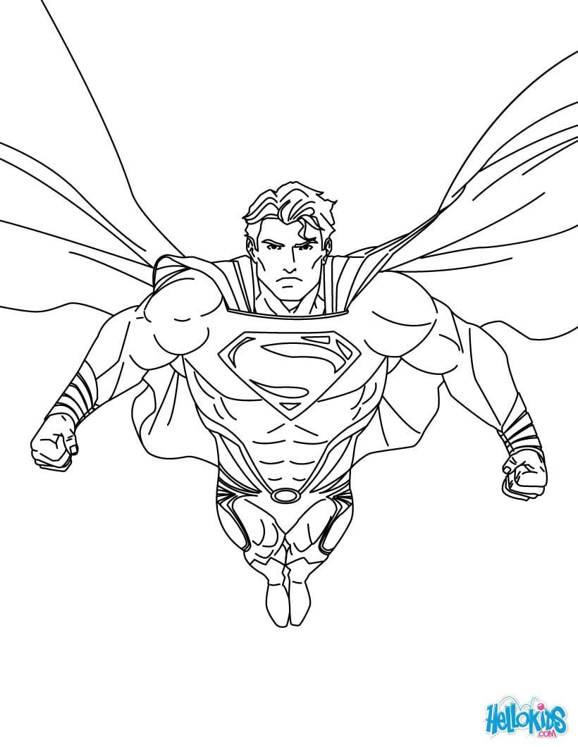Desenhos Do Superman