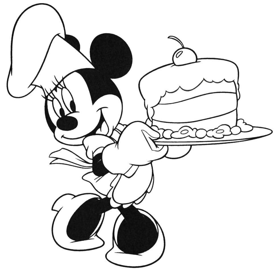 Desenhos Para Colorir Do Mickey  Desenhos Do Mickey