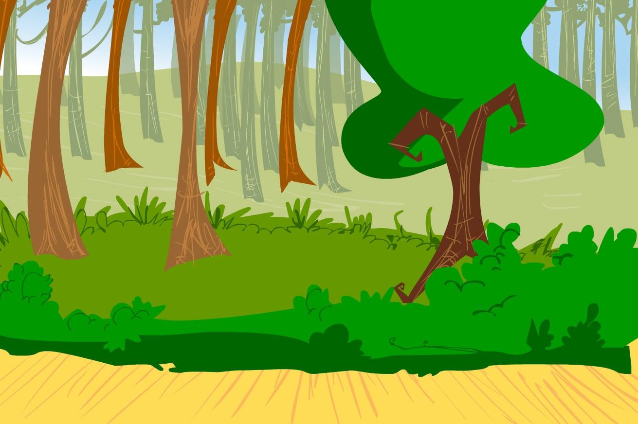 Floresta…fundos