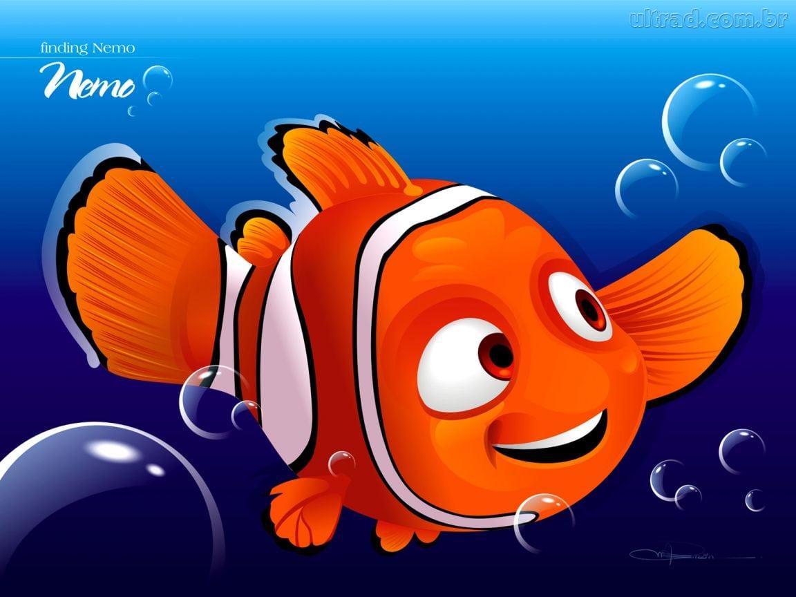 Papel De Parede Procurando Nemo