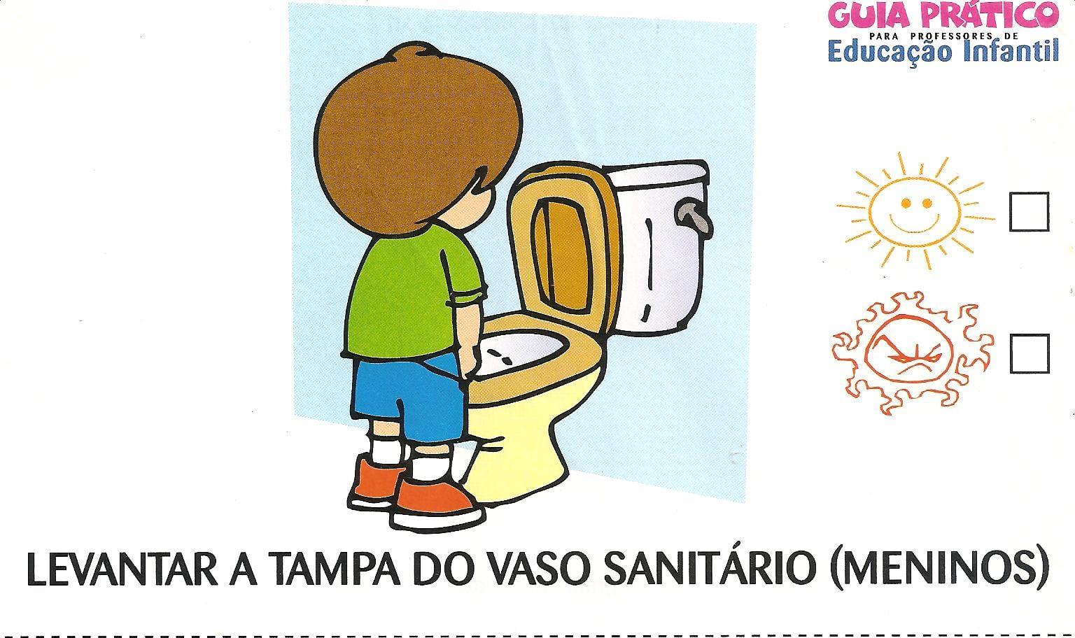 Regrinhas De Comportamento Para Colar No Banheiro
