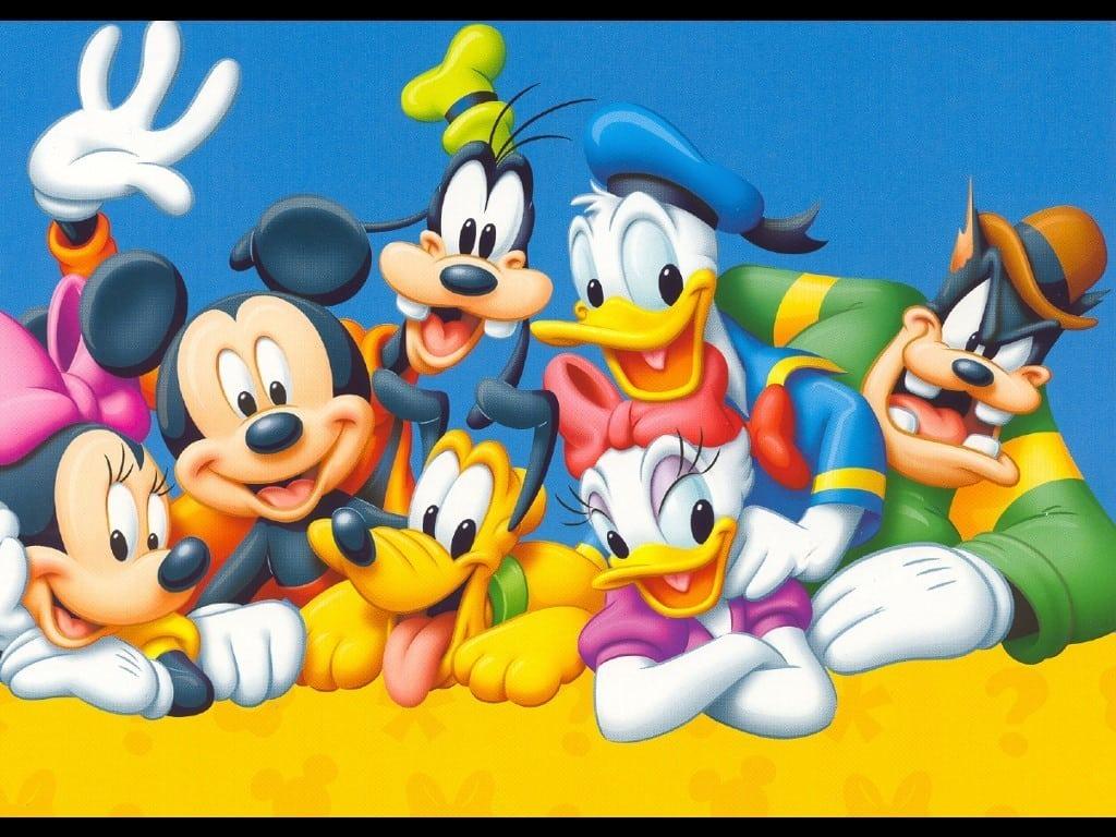 A Turma Do Mickey