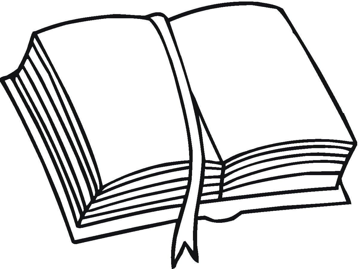 Baú Da Web Desenhos Dia Do Livro Para Colorir Sketch Coloring Page