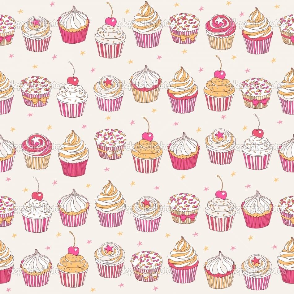 Cupcakes Desenho