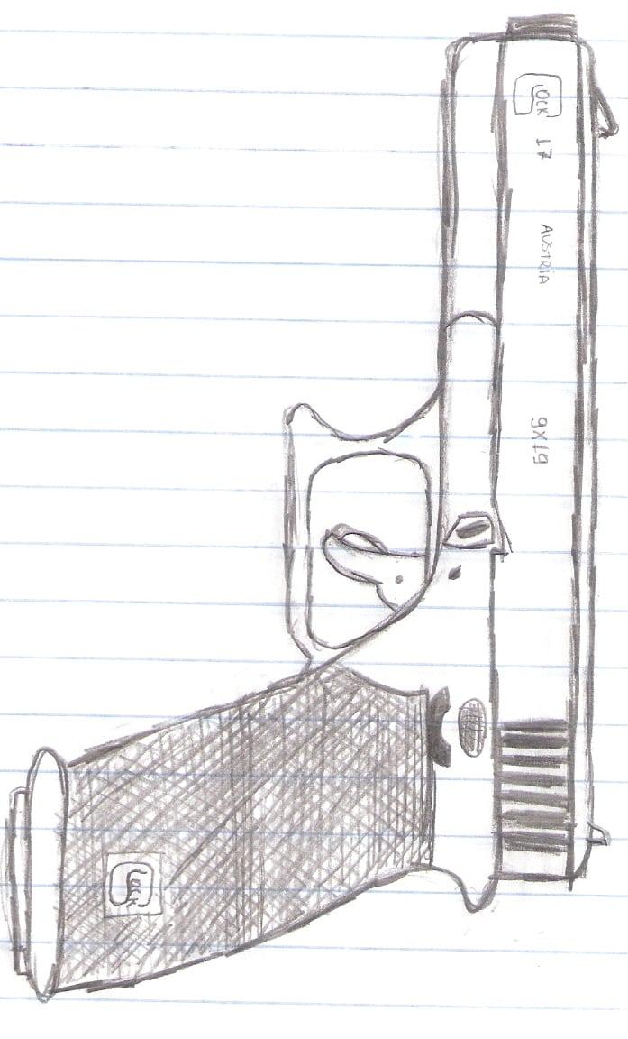 Desenhos De Armas  Modelos De Armas