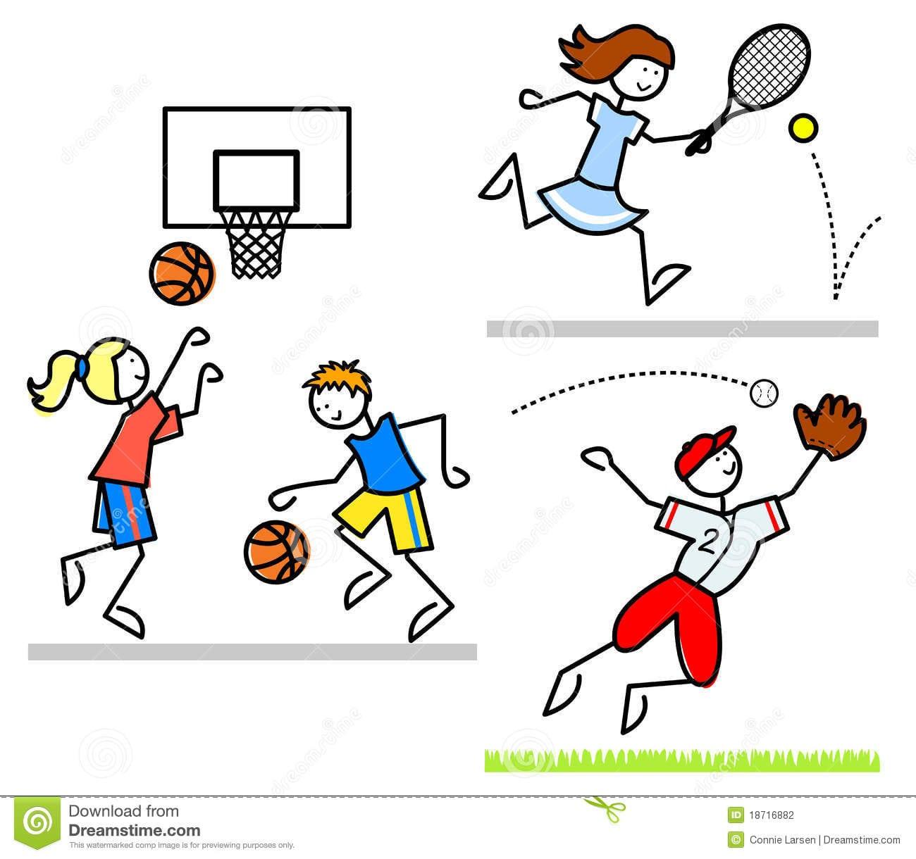 Desenhos De Esportes