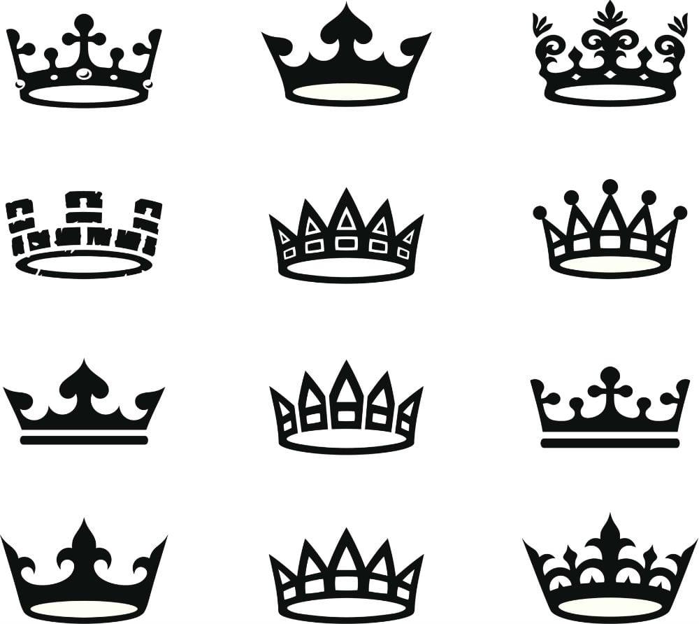 Desenhos Para Tatuagens De Coroa