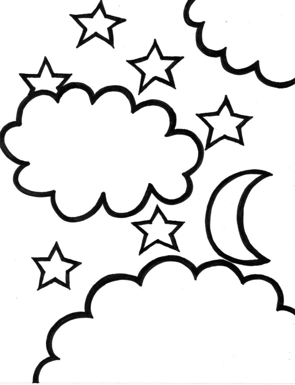 Estrelas Para Colorir Related Keywords & Suggestions