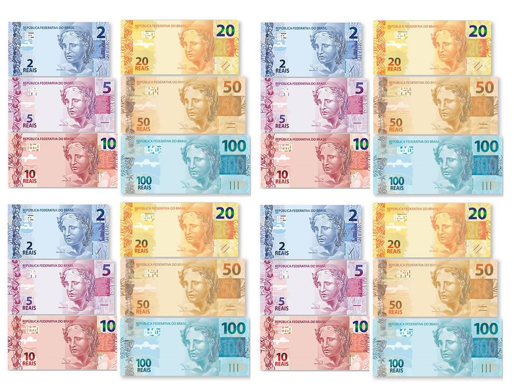 Informativo Geral  Novas Notas De R$ 50 E De R$ 100
