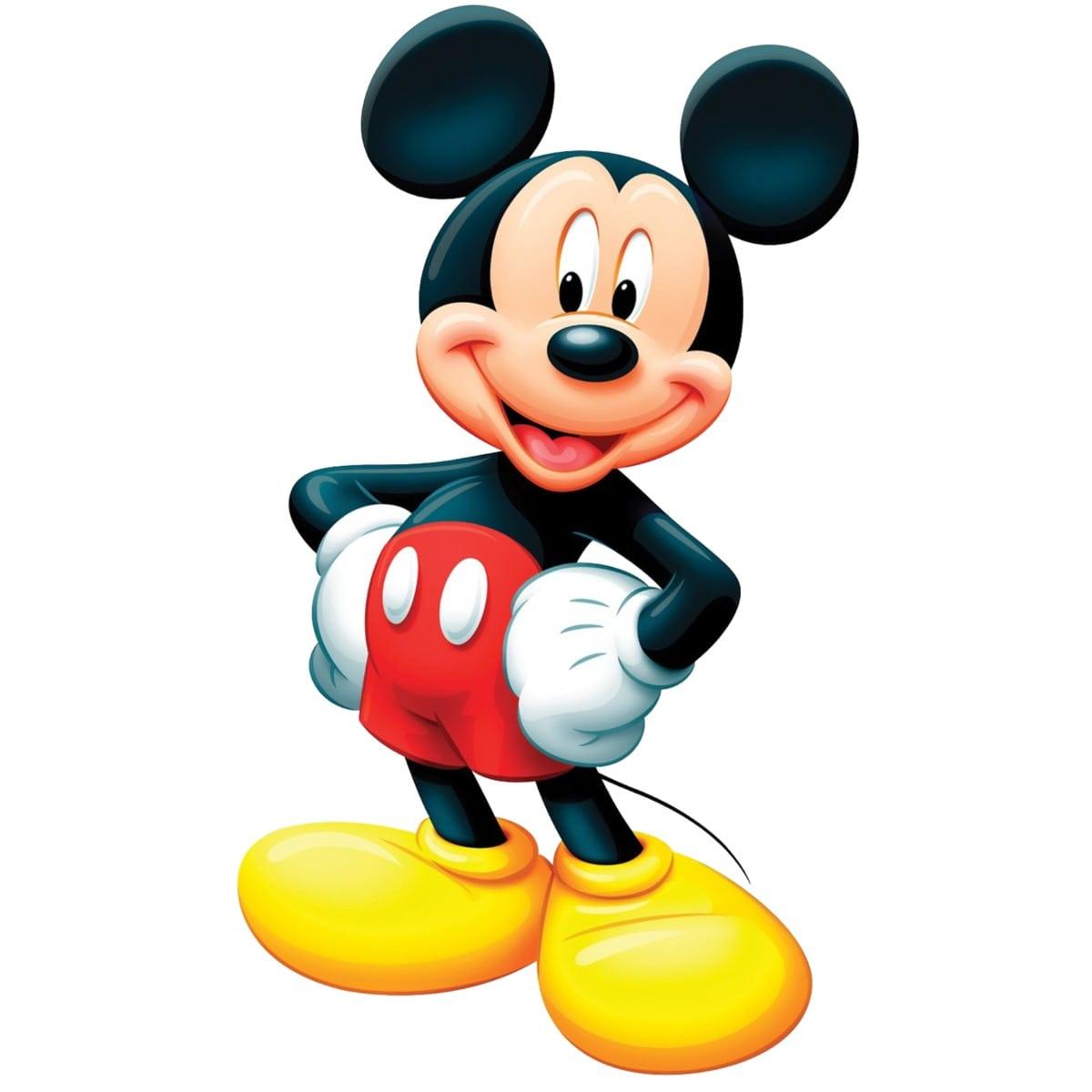 Kit Display Turma Do Mickey 12 Peças