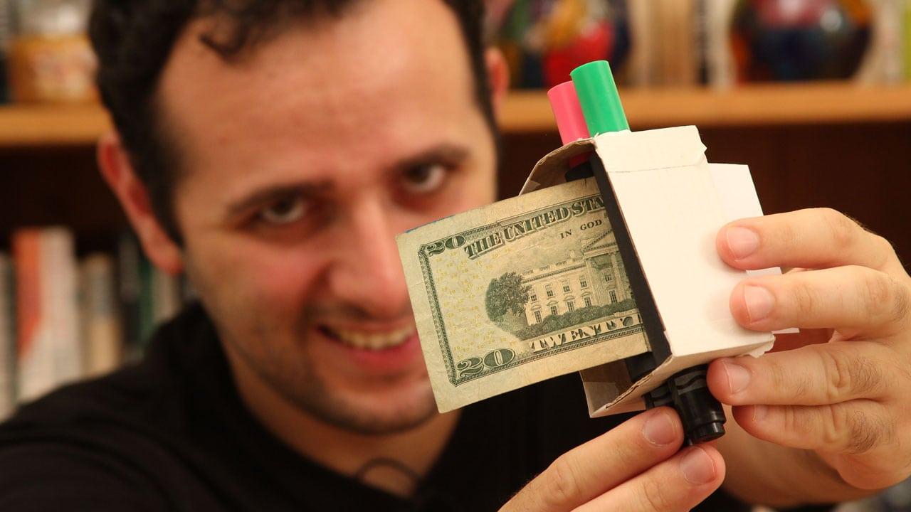 Mágica Fácil De Imprimir Dinheiro De Papel Revelada (para Iniciantes)