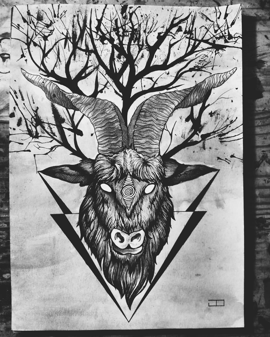 Mousetrap Ink —  Drawing Draw Desenho Desenhos Tattoo Tattoos Insta