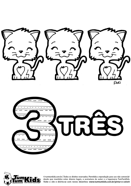 Número 3 (três)