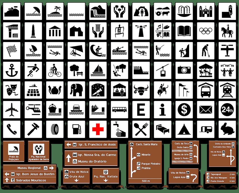 Placas De Trânsito Do Brasil