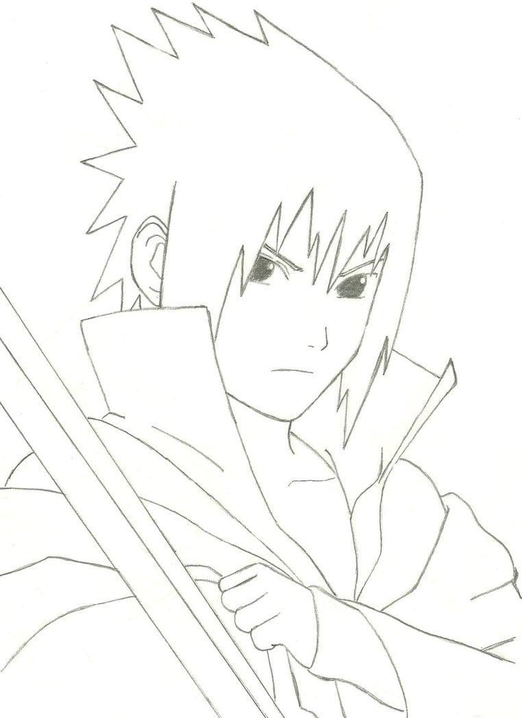 Sasuke Uchiha 2 By Alexanderd9j On Deviantart