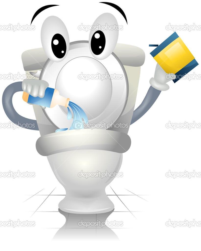 Vaso Sanitário — Fotografias De Stock © Lenmdp  7733953