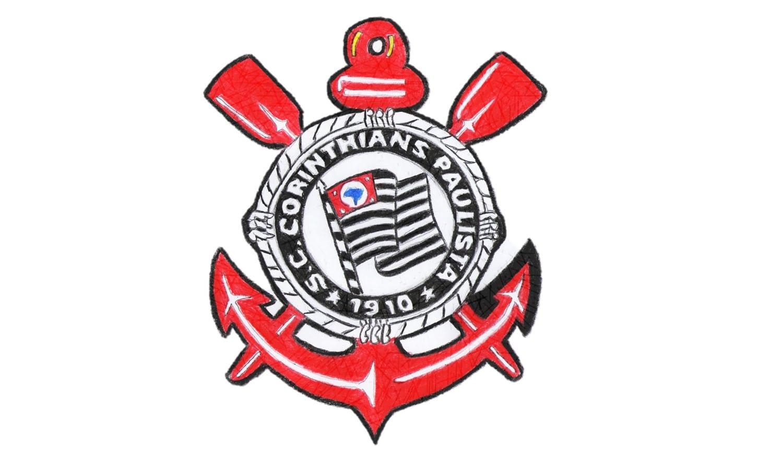 Wie Zeichnet Man Logo Von Sc Corinthians Paulista (brasilianische