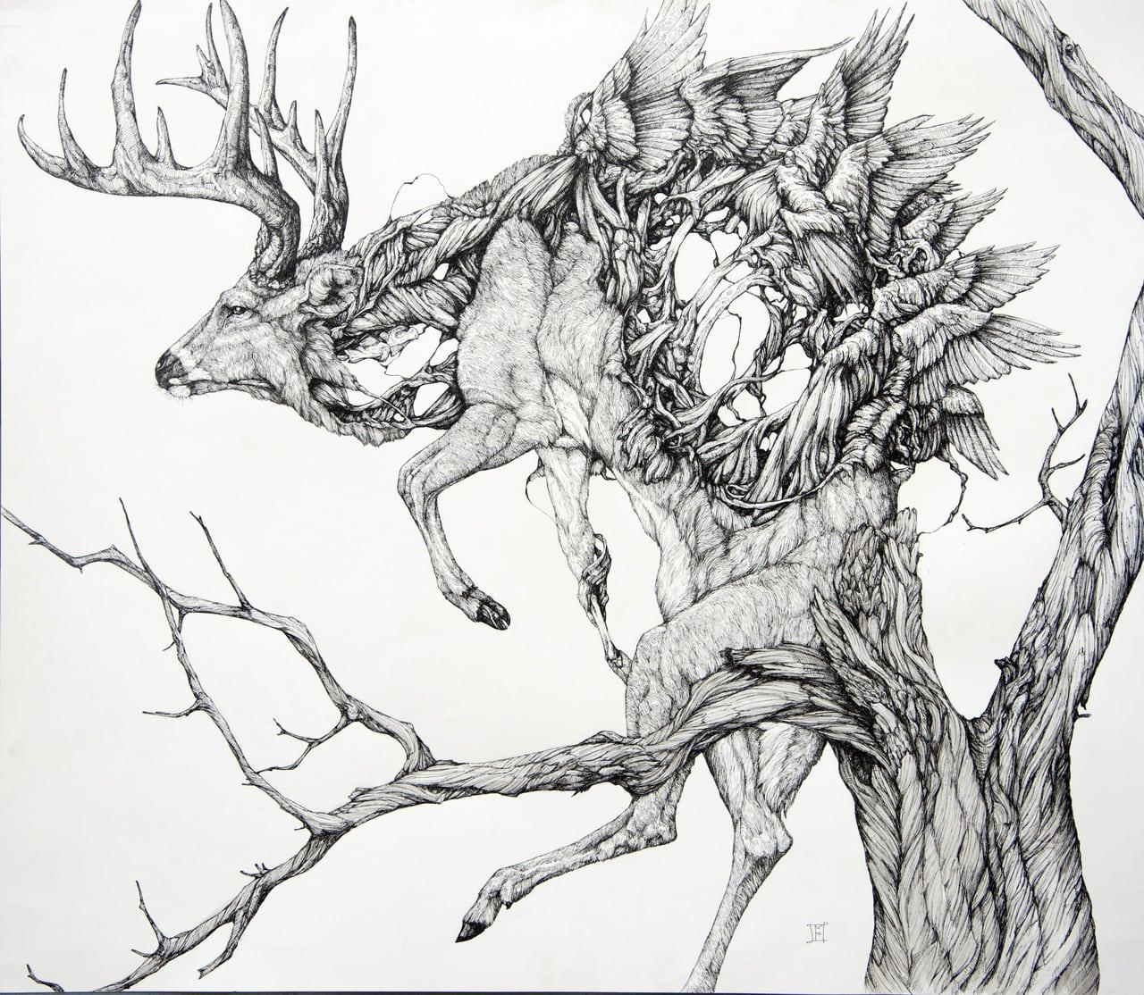 Magrini Artes » Blog Archive » Os Incríveis Desenhos De Lauren Marx