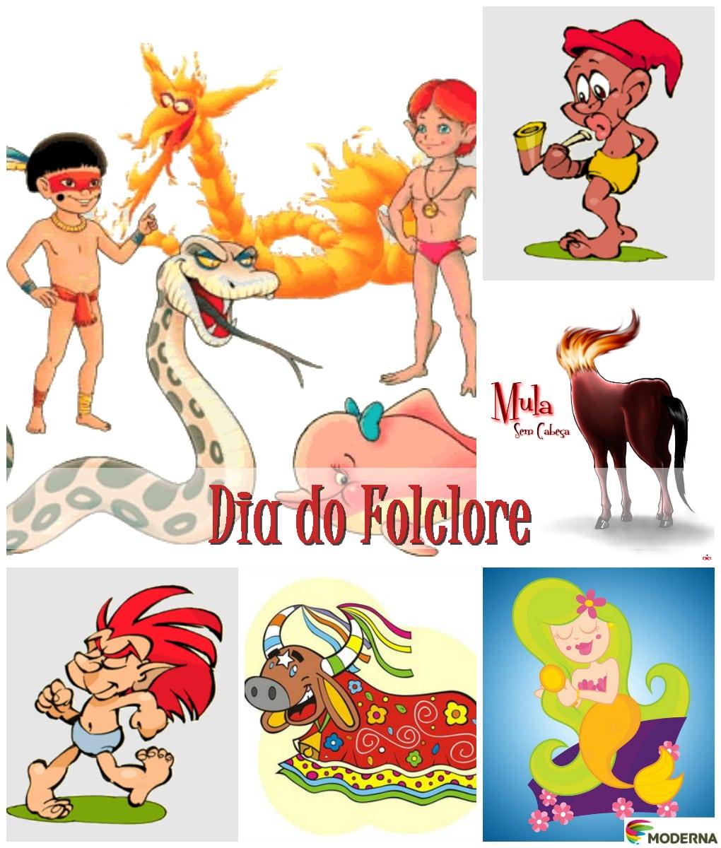 O Folclore Na Obra De Monteiro Lobato