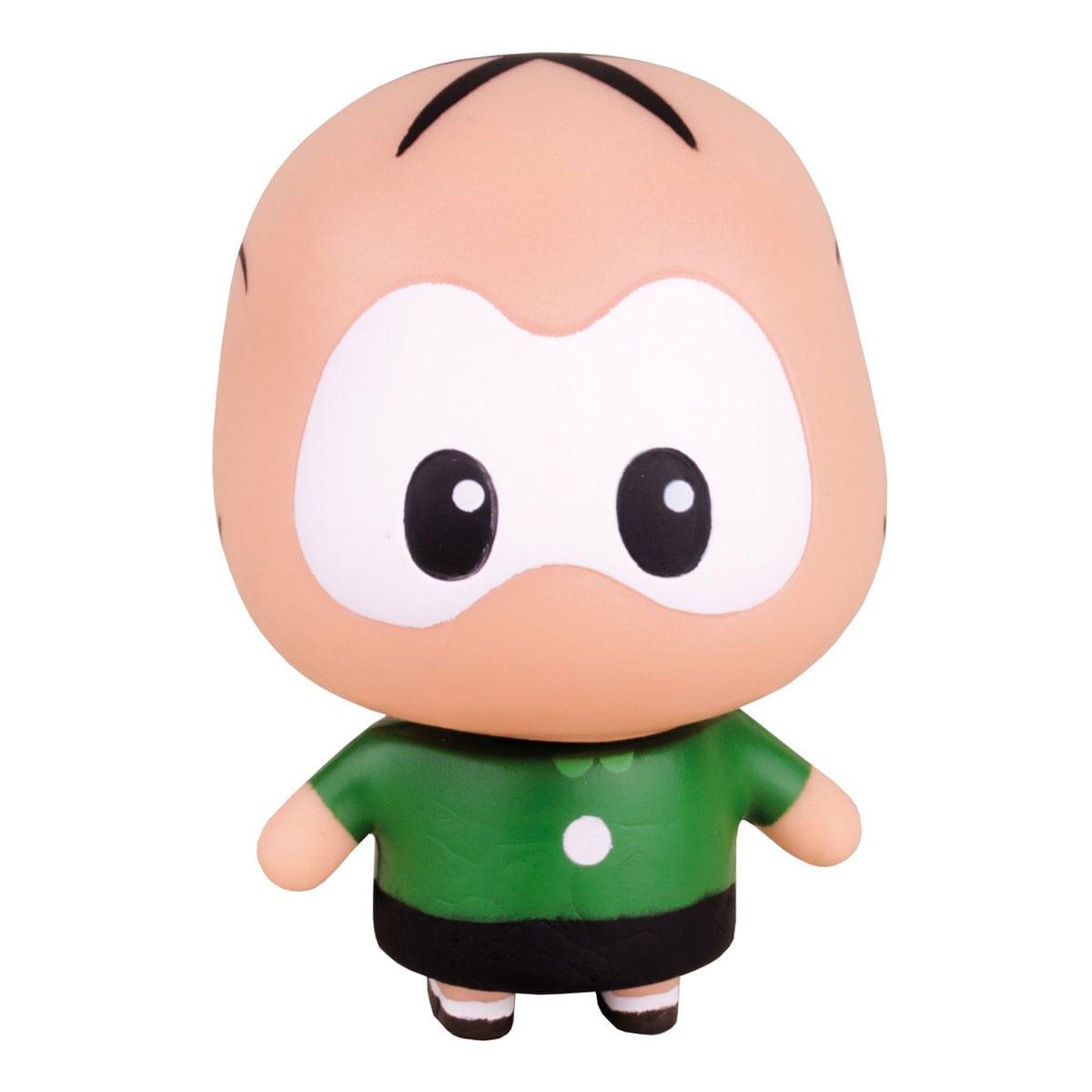 Boneco Turma Da Mônica Toy Art Cebolinha  Cebolinha  Turmadamônica