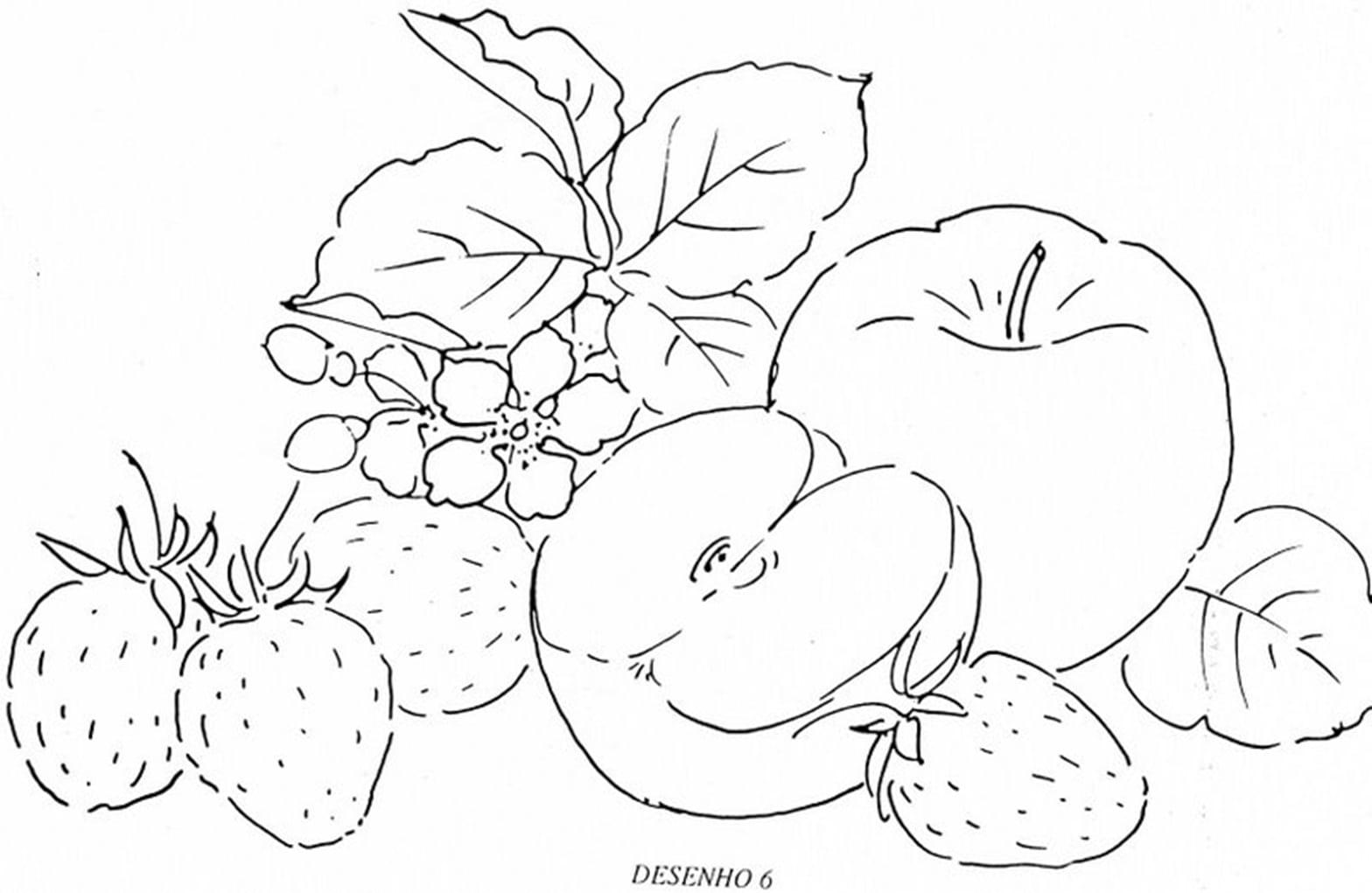 Como Pintar Legumes Em Tecido