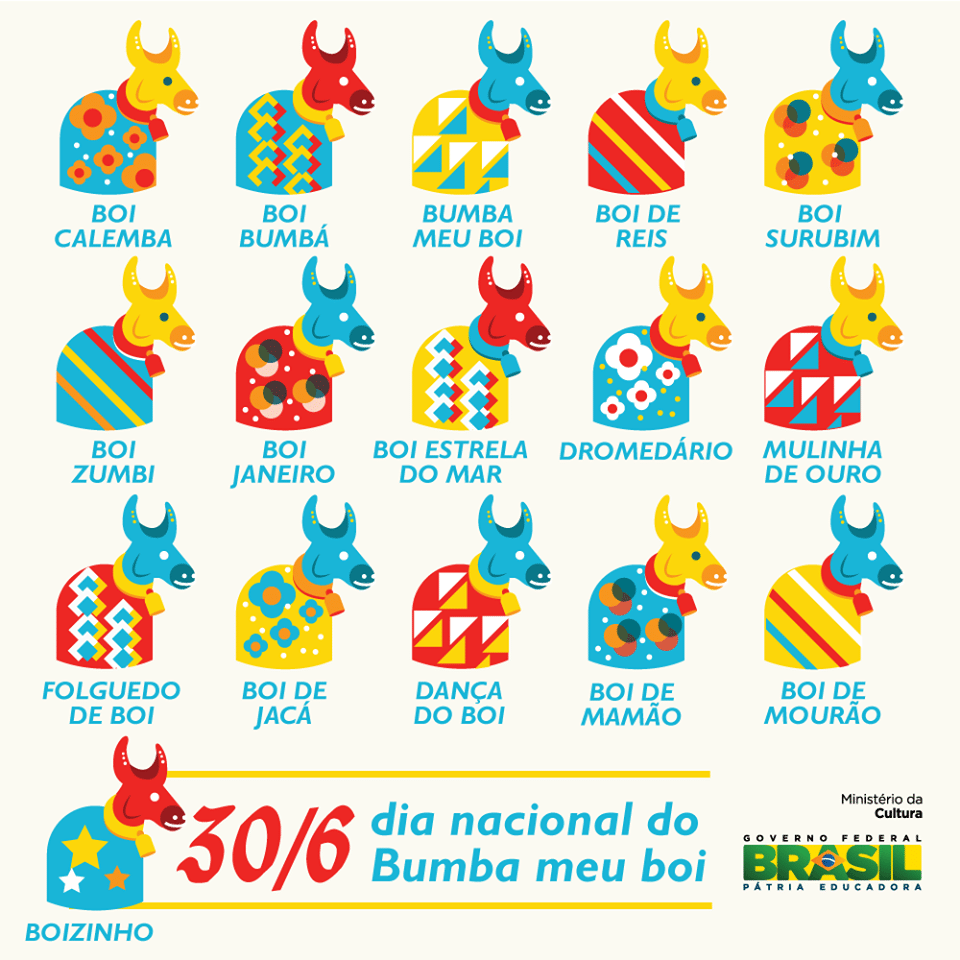 Baú De Ideias  Folclore (bumba Meu Boi)