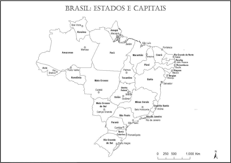 Mapas De Continentes Para Colorir  Educar X Mapas Político Do