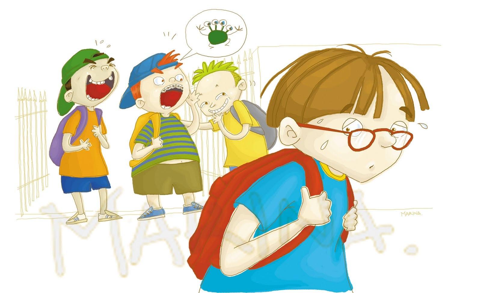 O Bullying E As Relações Interpessoais Dentro Do Contexto Escolar
