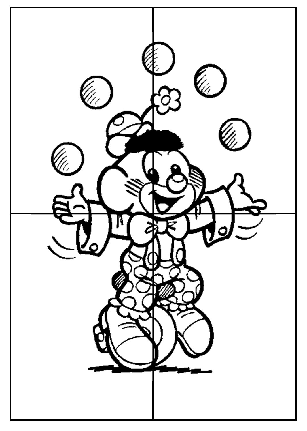 Gaby Lity   ~  Tema Circo Turma Da Monica