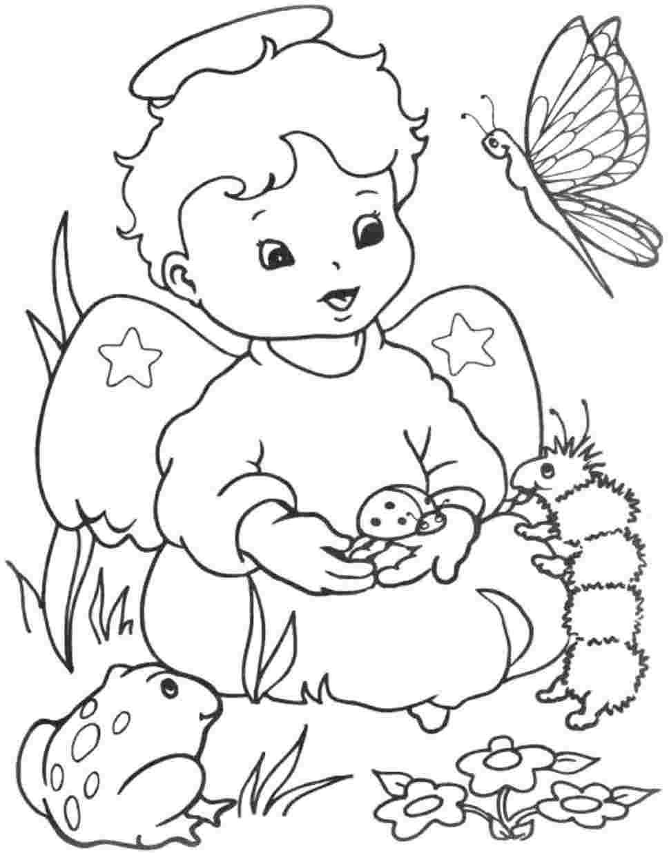 Desenhos Infantis Para Colorir Pintar E Imprimir