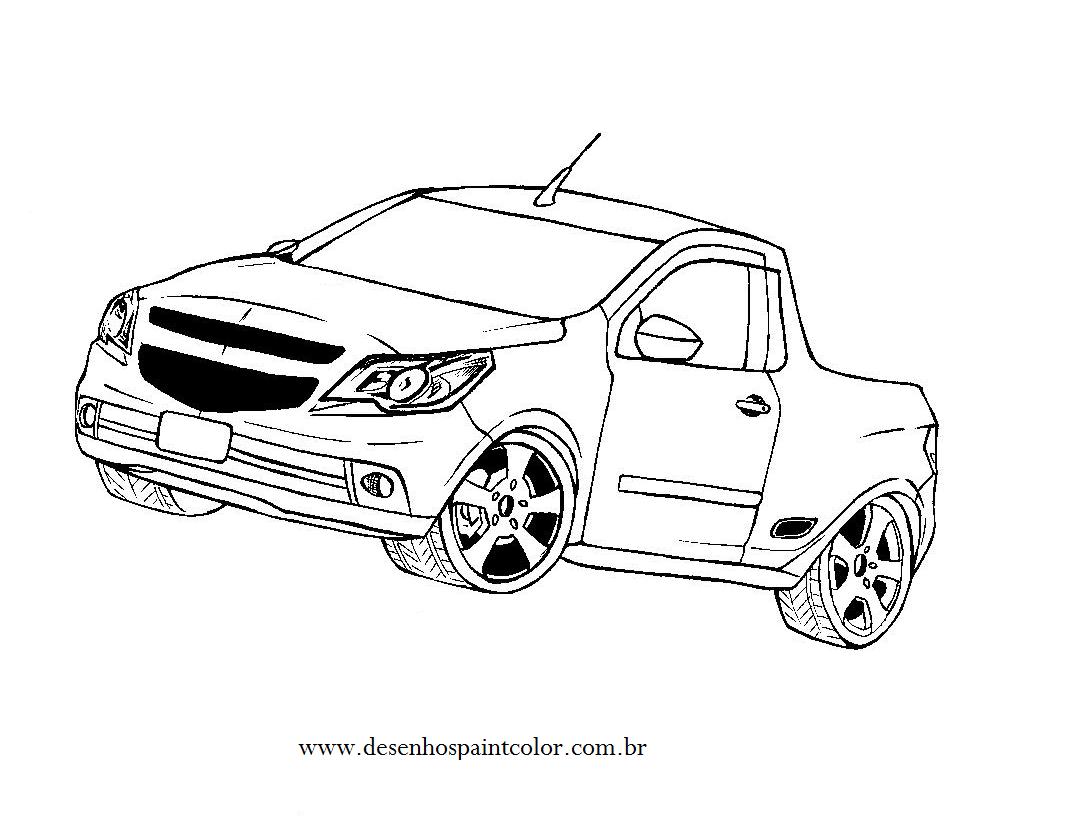 Desenho Para Colorir De Carros Disney: Imprimir Desenhos De Carros
