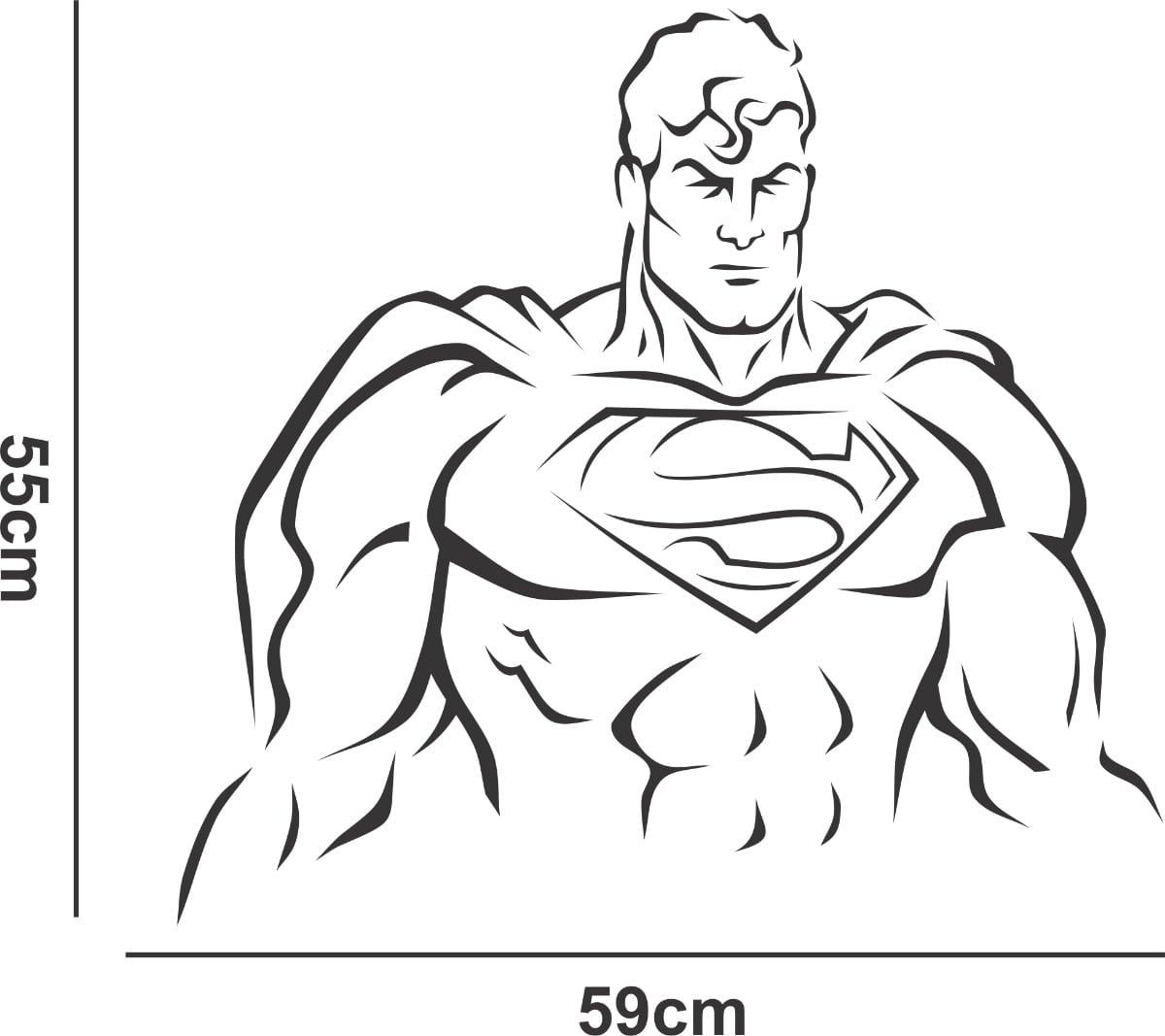 Desenho De Super Herois