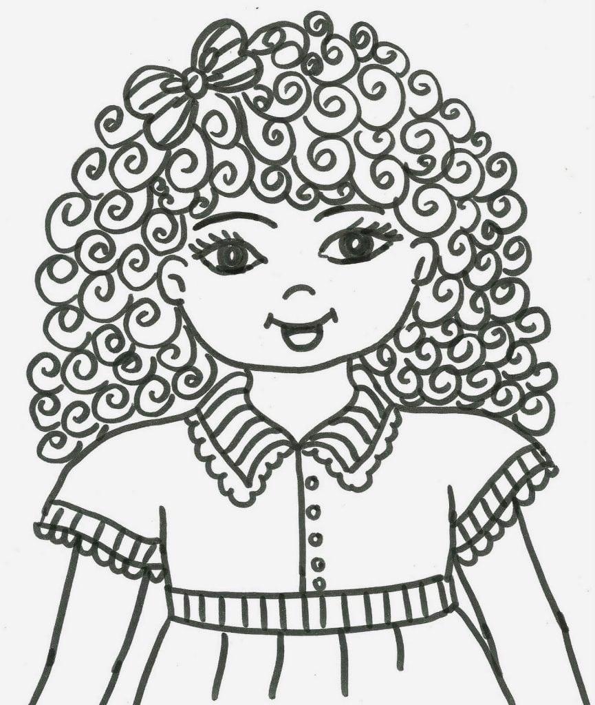 Desenhos De Meninos E Meninas Para Colorir