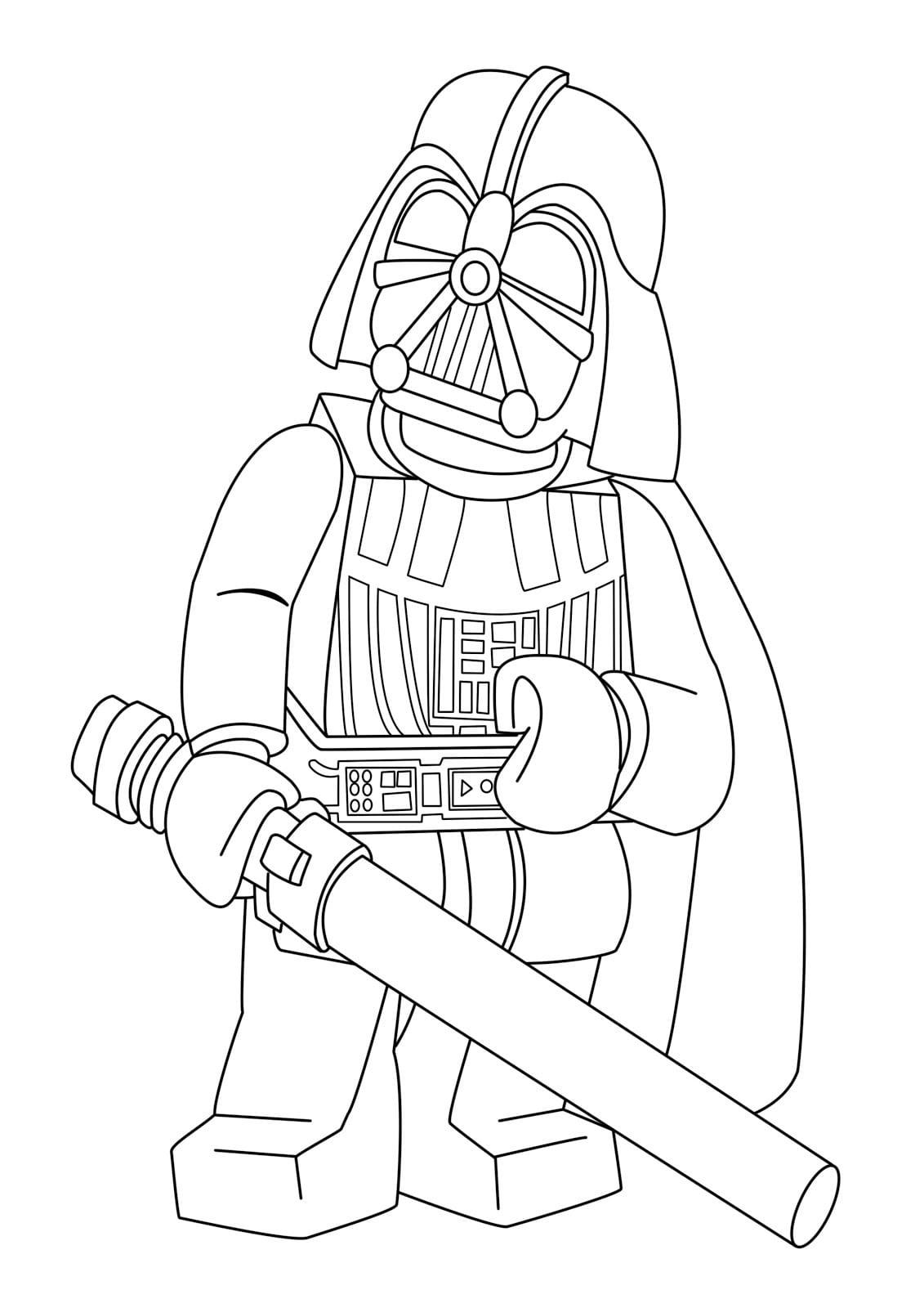 Desenhos Para Colorir Do Star Wars