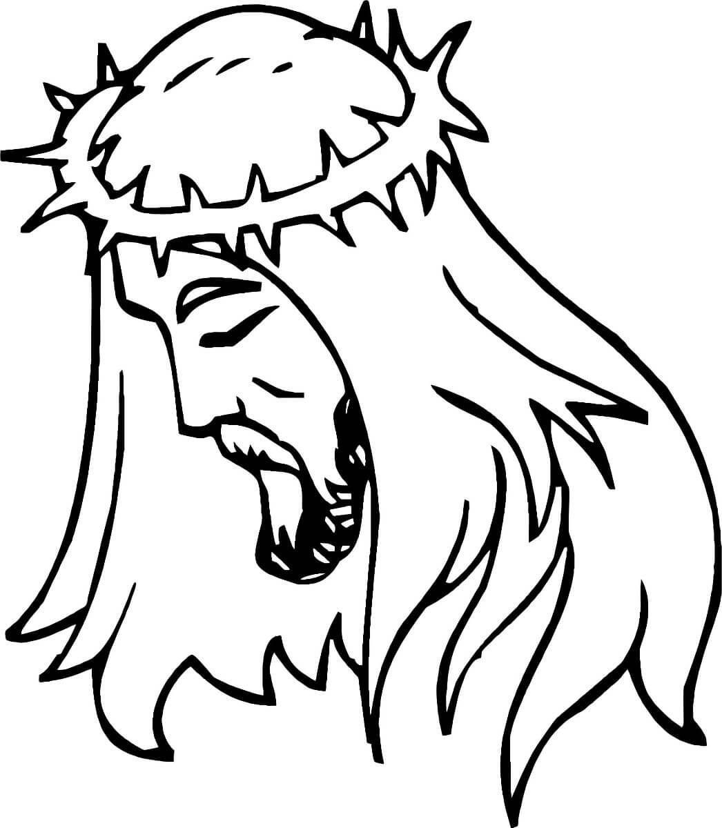 Desenhos Para Colorir Sobre Jesus