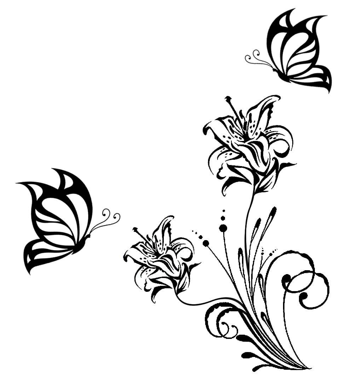 Flores Para Desenho