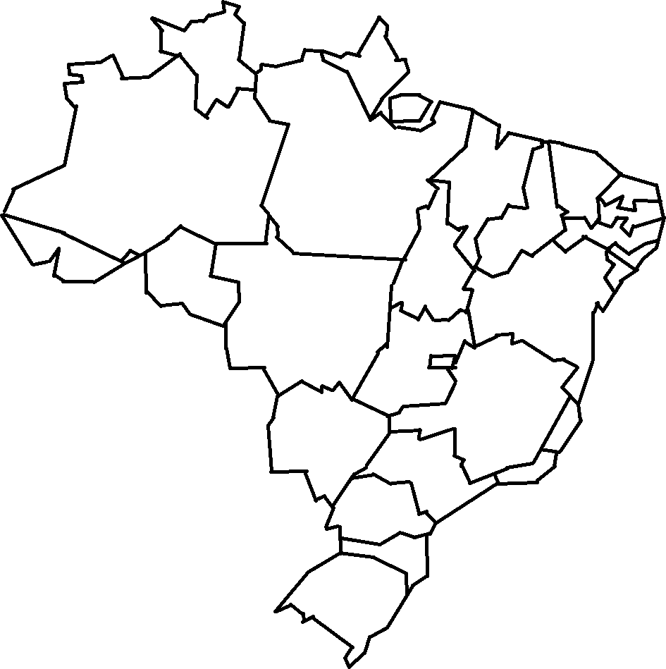 Blog Da Tia Jaque  Estados E Capitais Do Brasil
