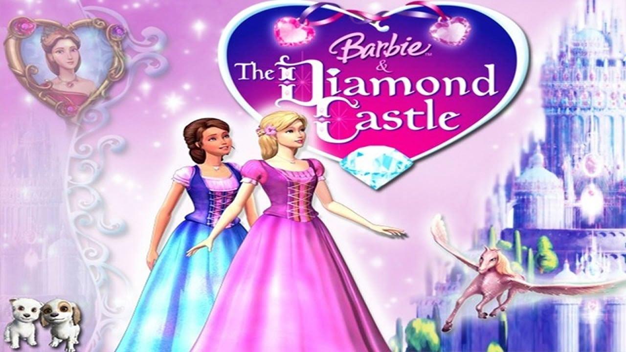 Game Barbie E O Castelo De Diamante