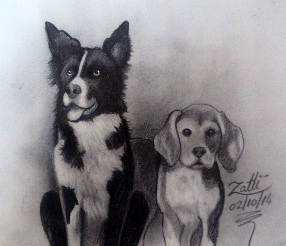 Como Desenhar Cachorros