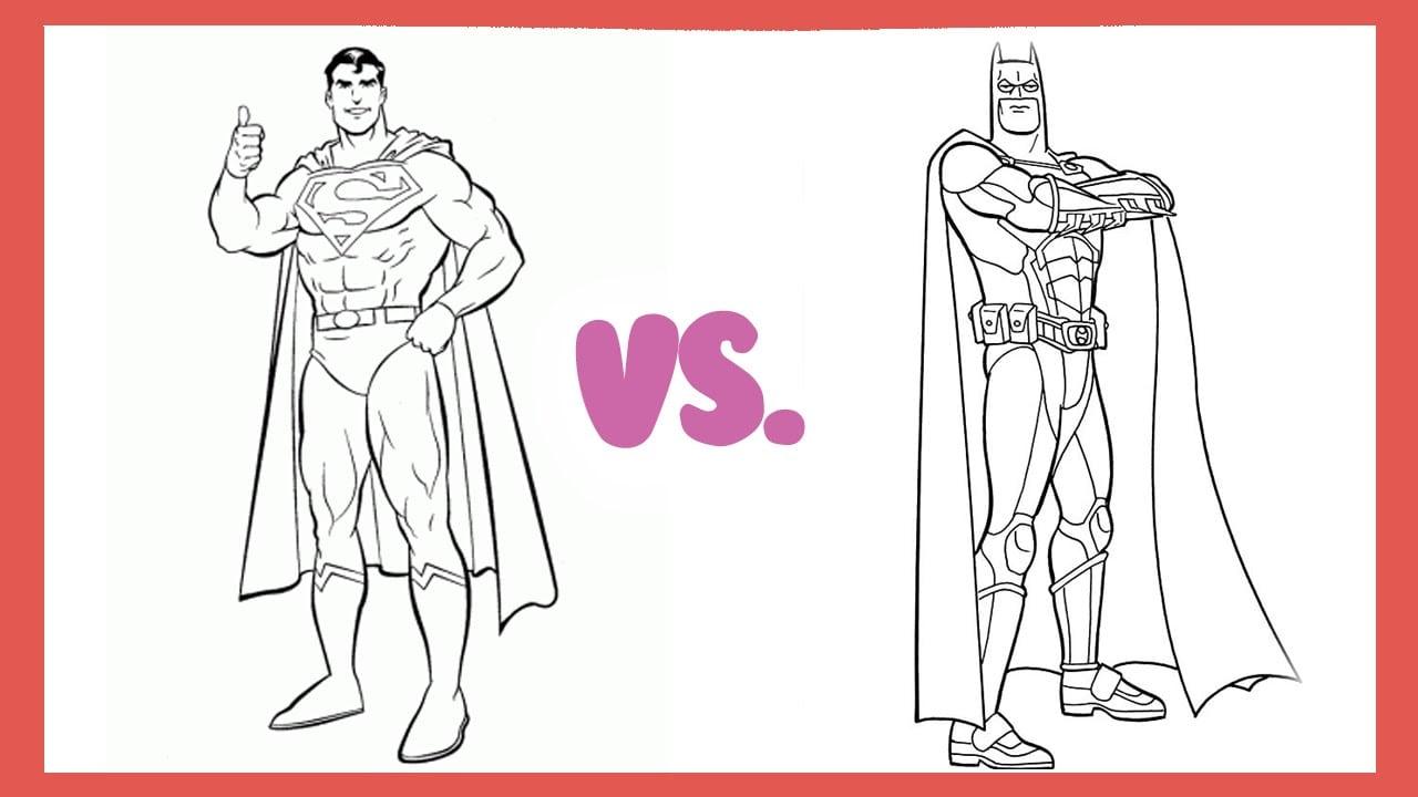 Pintando Batman Vs Superman