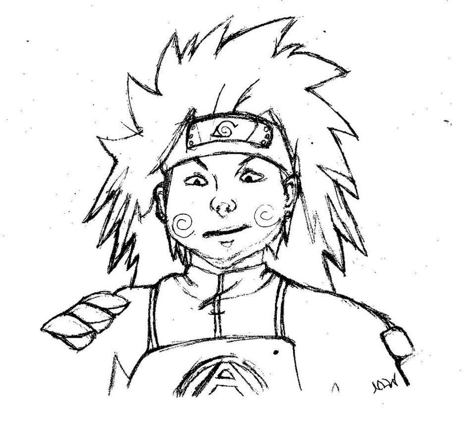 Naruto Desenhos Para Imprimir Pintar E Colorir – Desenhos Para