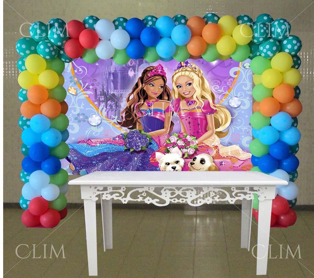 Festa Barbie Castelo De Diamantes