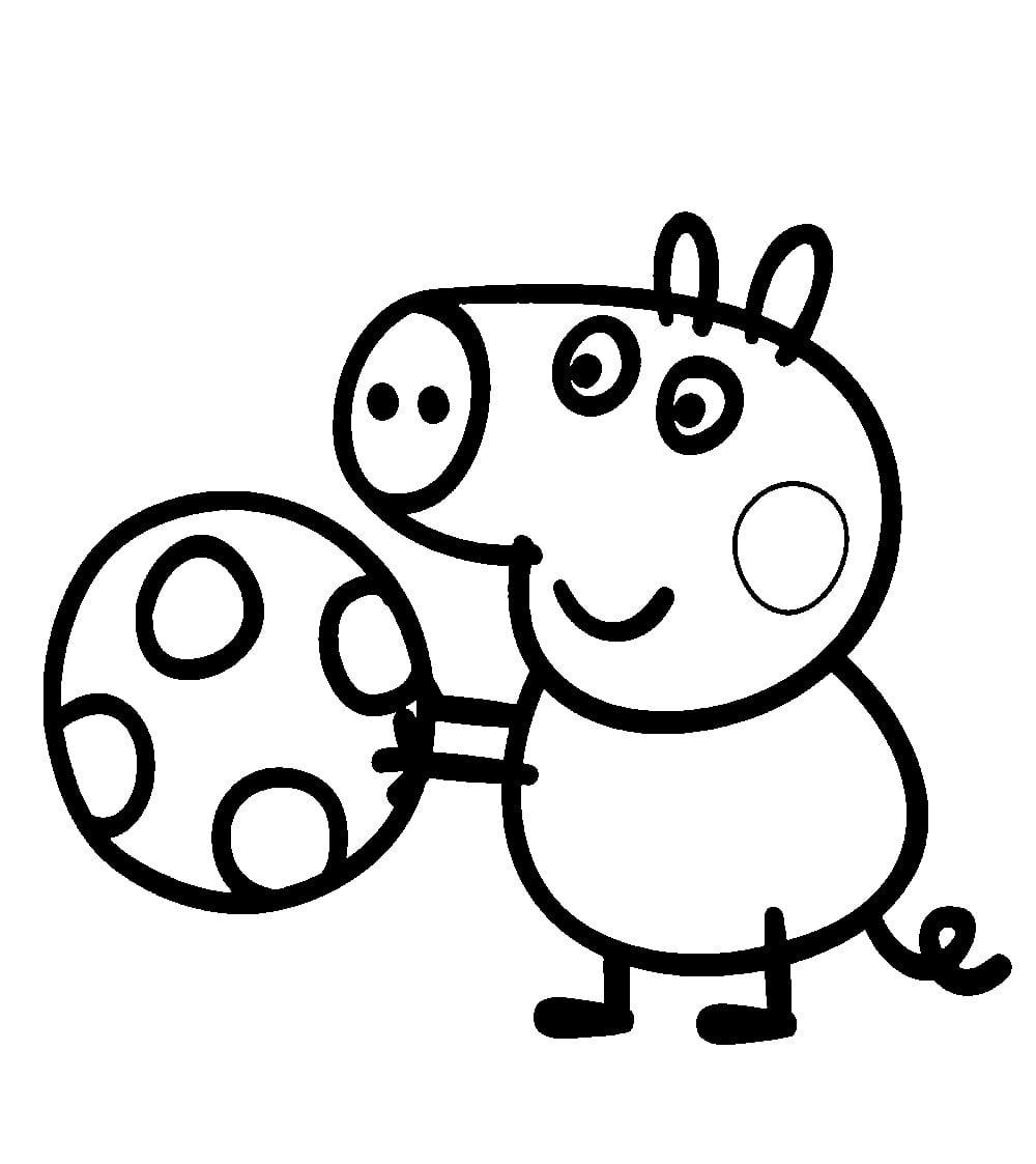 Peppa Pig Desenhos Para Imprimir Colorir E Pintar – Desenhos Para