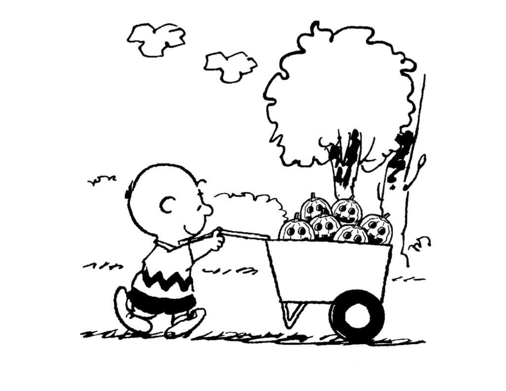 Desenho Do Snoopy Para Colorir: Snoopy Para Colorir