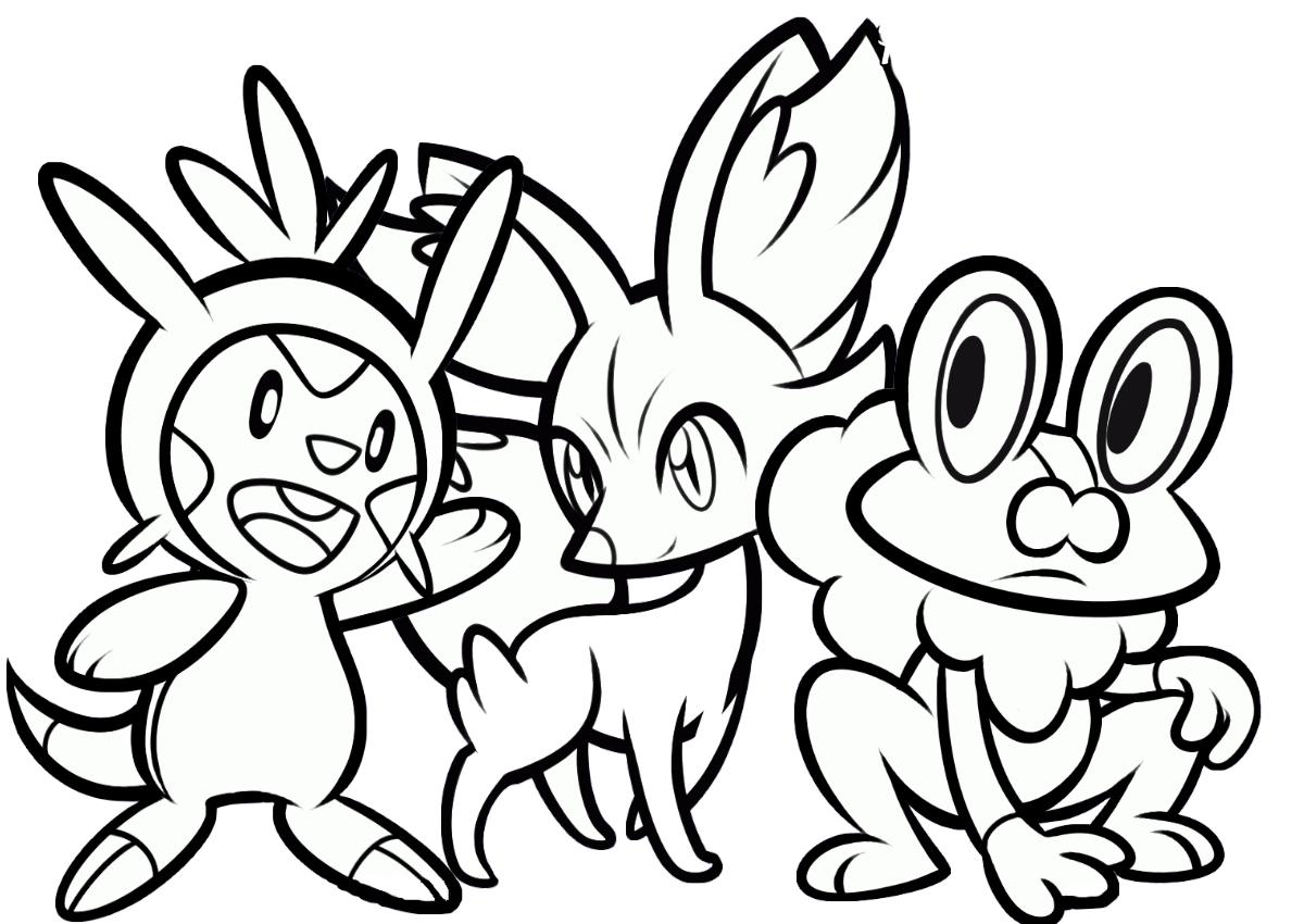 Desenho De Pokemon Lendarios Para Colorir